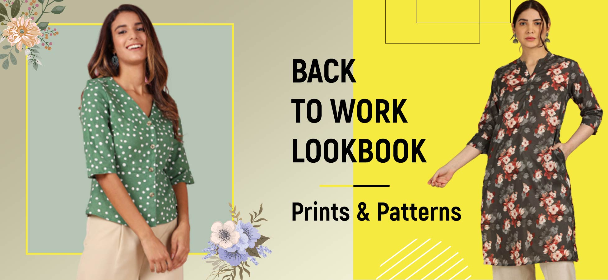A Guide To Adding Patterns to Your Workwear